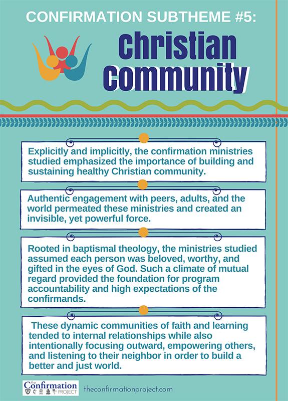 Subtheme5-ChristianCommunity