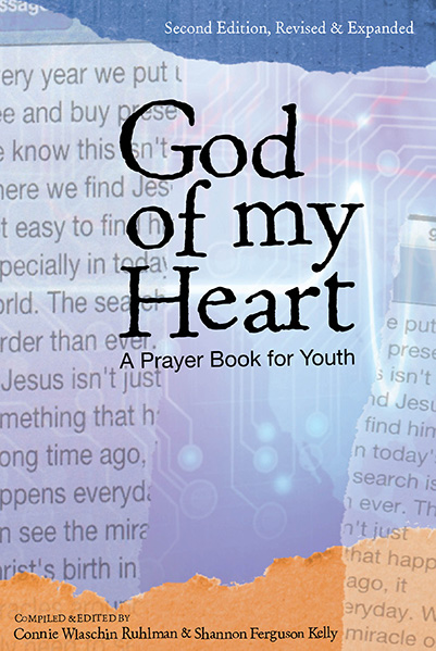 God of My Heart: A Prayer Book for Youth