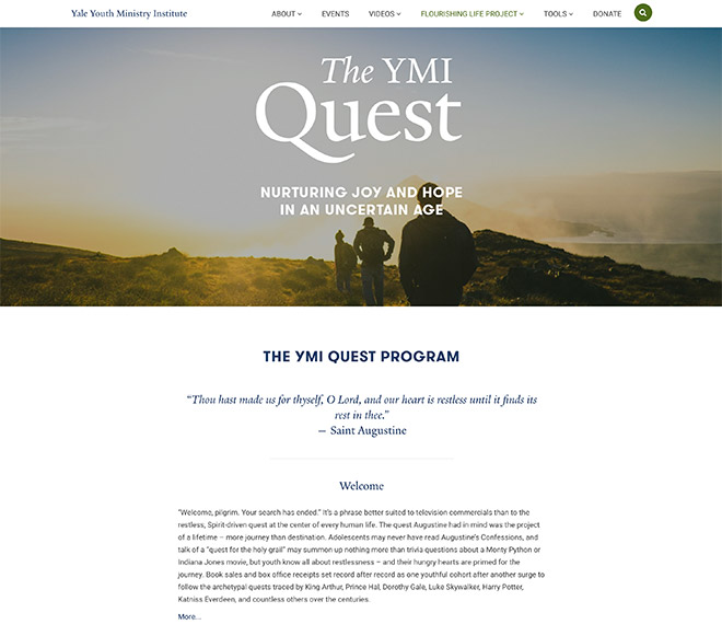 The Quest Program
